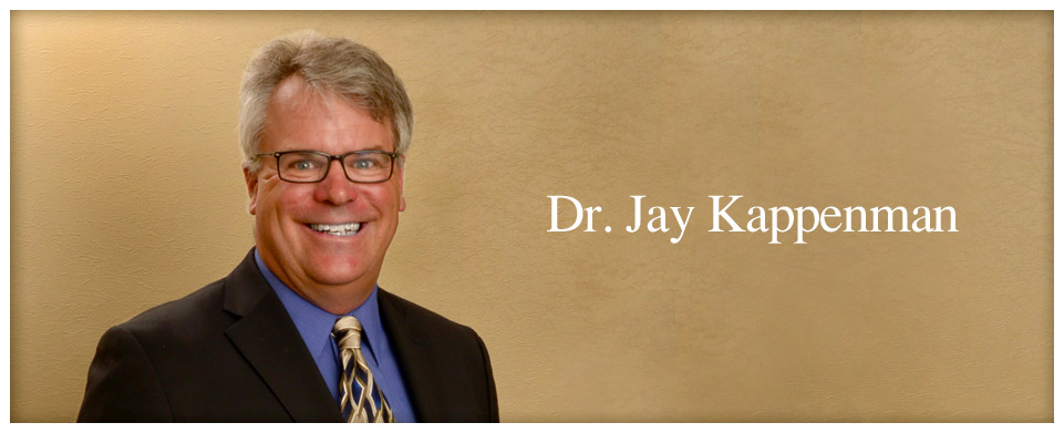 Dr. Jay Kappenman at Kappenman Family Dental