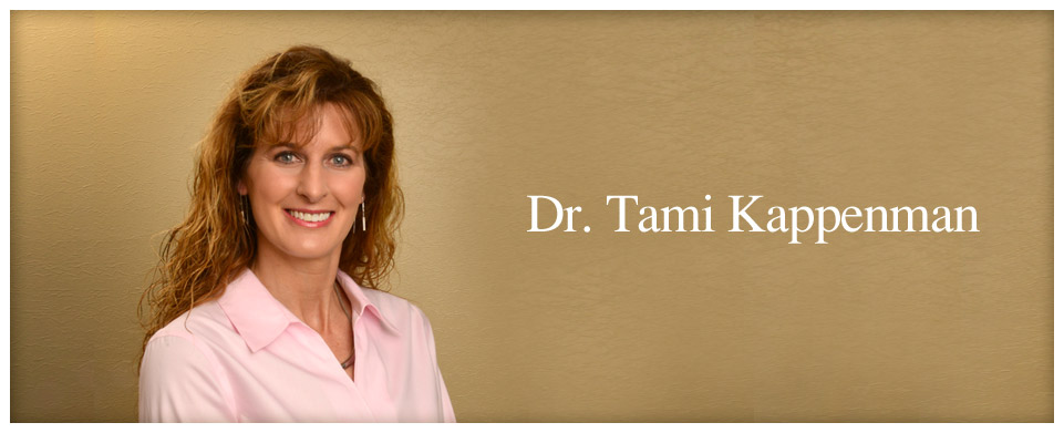Dr. Tami Kappenman at Kappenman Family Dental